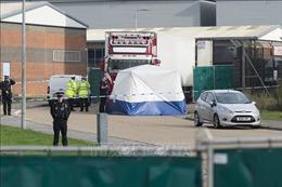 Vụ 39 thi thể trong xe tải ở Anh: Cảnh sát Anh thông báo có công dân Việt Nam