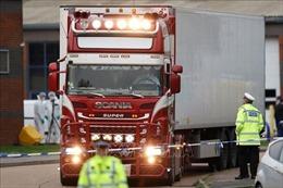 Đại sứ quán Việt Nam tại Anh: Đau buồn trước phát hiện có công dân Việt Nam trong vụ container