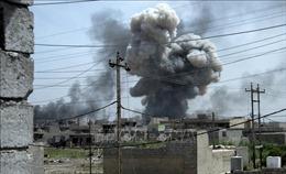 Pháp không kích IS tại miền Bắc Iraq