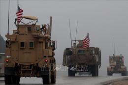 Quân đội Mỹ tiếp tục rút khỏi căn cứ ở miền Bắc Syria