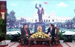 Lãnh đạo TP Hồ Chí Minh tiếp Đặc phái viên Chính phủ Hoàng gia Campuchia