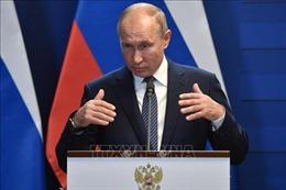 Nga khẳng định tăng cường tiềm lực quốc phòng trước những đe dọa an ninh