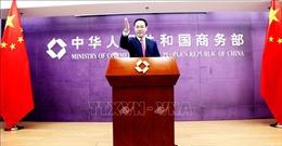 Trung Quốc, Mỹ thỏa thuận bãi bỏ thuế theo từng giai đoạn