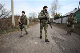 Không đạt được thỏa thuận ngừng bắn nhân Lễ Phục sinh ở miền Đông Ukraine