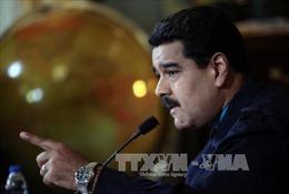 EU gia hạn trừng phạt Venezuela thêm một năm
