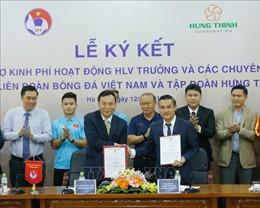 Hỗ trợ đội tuyển bóng đá quốc gia Việt Nam tham gia SEA Games 30