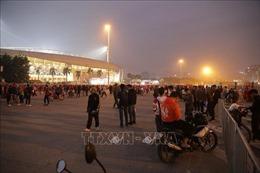 Đảm bảo an ninh trật tự trận đấu giữa đội tuyển Việt Nam - UAE