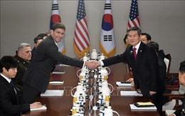 Hàn Quốc, Mỹ tái khẳng định tầm quan trọng của đạt thỏa thuận chia sẻ chi phí quân sự