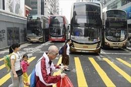 Trung Quốc lên án các hành vi bạo lực tại Hong Kong