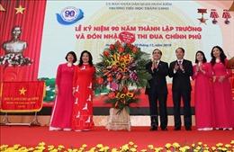 Lãnh đạo Đảng, Nhà nước chúc mừng các thầy, cô giáo nhân Ngày Nhà giáo Việt Nam