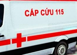 Không có việc Trung tâm Vận chuyển cấp cứu 115 Quảng Ninh cấp cứu muộn người tai nạn