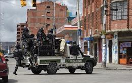 Bolivia hủy sắc lệnh miễn trách nhiệm hình sự đối với các lực lượng vũ trang