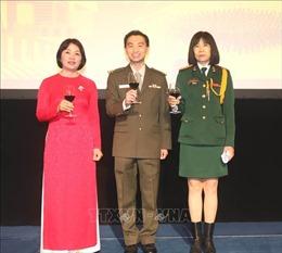 Kỷ niệm 75 năm ngày thành lập QĐND Việt Nam tại Singapore