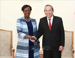 Phó Thủ tướng Trương Hòa Bình: Việt Nam cam kết tiếp tục hợp tác với các nước Pháp ngữ