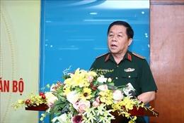 Giao lưu điển hình tiên tiến trong xây dựng nền quốc phòng toàn dân vào ngày 19/12