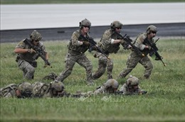 Dỡ bỏ lệnh cấm binh lính Mỹ đồn trú tại Hàn Quốc ra ngoài vào ban đêm