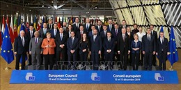 EU nhất trí về thời điểm khởi động đàm phán thương mại với Anh