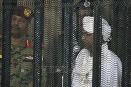 Cựu Tổng thống Sudan bị kết án 2 năm tù vì tham nhũng