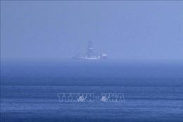 Hải quân Thổ Nhĩ Kỳ ép tàu Israel ra khỏi lãnh hải Cyprus