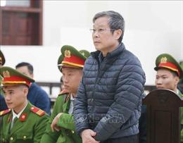 Bắt đầu xét xử 2 cựu Bộ trưởng Bộ Thông tin và Truyền thông