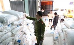Liên tiếp bắt giữ số lượng lớn đường kính thẩm lậu từ Lào vào Việt Nam