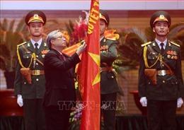 Tổng cục Chính trị kỷ niệm 75 năm Ngày truyền thống và đón nhận Huân chương Bảo vệ Tổ quốc hạng Nhất