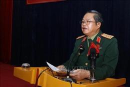 Phó Chủ tịch Quốc hội Đỗ Bá Tỵ thăm, chúc mừng cán bộ, chiến sĩ Sư đoàn 316