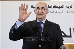 Cựu Thủ tướng A.Tebboune chính thức trở thành tân Tổng thống Algeria