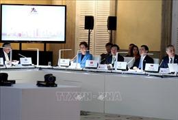 Các Ngoại trưởng ASEM cam kết tăng cường quan hệ Á - Âu vì chủ nghĩa đa phương