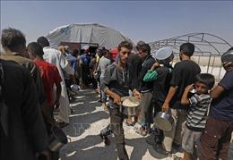 Tầm quan trọng duy trì viện trợ qua biên giới Syria