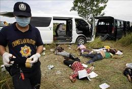 Philippines kết án những kẻ chủ mưu vụ thảm sát chính trị đẫm máu nhất trong lịch sử