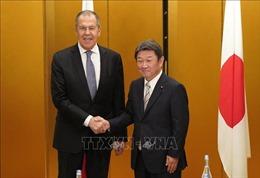 Nga và Nhật Bản tái khởi động đàm phán hiệp ước hòa bình