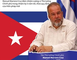 Bộ trưởng Du lịch trở thành Thủ tướng Cuba