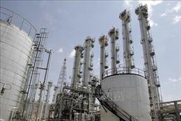 Iran vận hành một phần quan trọng của lò phản ứng hạt nhân nước nặng Arak