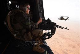 Pháp tiêu diệt bảy phần tử khủng bố tại Mali