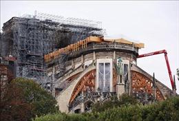 Kiến trúc mái vòm của Nhà thờ Đức Bà Paris bị đe dọa nghiêm trọng