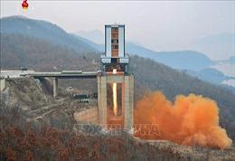 Truyền thông Triều Tiên giới thiệu các vụ phóng vệ tinh nhân tạo vì mục đích hòa bình