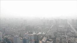 Không khí tại Gia Thượng (Hà Nội) ở mức nguy hại và Phù Xá (Bắc Ninh) rất xấu