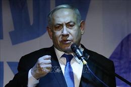 Thủ tướng Israel Benjamin Netanyahu tái đắc cử Chủ tịch đảng Likud
