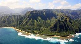 Mỹ: Xác định địa điểm trực thăng rơi ở Hawaii