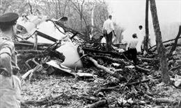 ĐHĐ LHQ thông qua nghị quyết gia hạn điều tra vụ rơi máy bay năm 1961