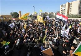 Tổng thống Donald Trump đề nghị Iraq triển khai các lực lượng bảo vệ Đại sứ quán Mỹ