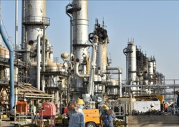 Căng thẳng ở Trung Đông đẩy giá dầu thế giới đi lên