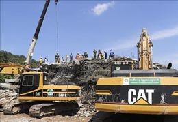 Điện thăm hỏi về sự cố sập công trình xây dựng tại tỉnh Kep, Vương quốc Campuchia