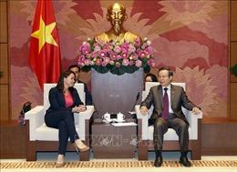 Đoàn đại biểu Đảng cầm quyền Liên minh Công dân Hungary thăm, làm việc tại Việt Nam