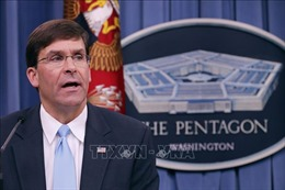 Bộ trưởng Quốc phòng Mỹ loại trừ khả năng tấn công các di sản văn hóa của Iran