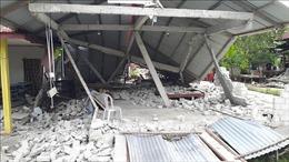 Lại xảy ra động đất tại Indonesia