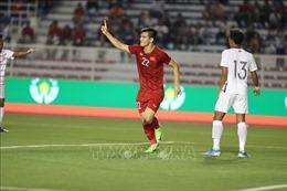 VCK U23 châu Á 2020: AFC đánh giá cao tiền đạo Tiến Linh
