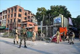 Phái đoàn ngoại giao của 15 nước thị sát khu vực Kashmir do Ấn Độ kiểm soát