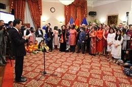 Đại sứ quán Việt Nam tại Mỹ tổ chức đón Tết Canh Tý 2020